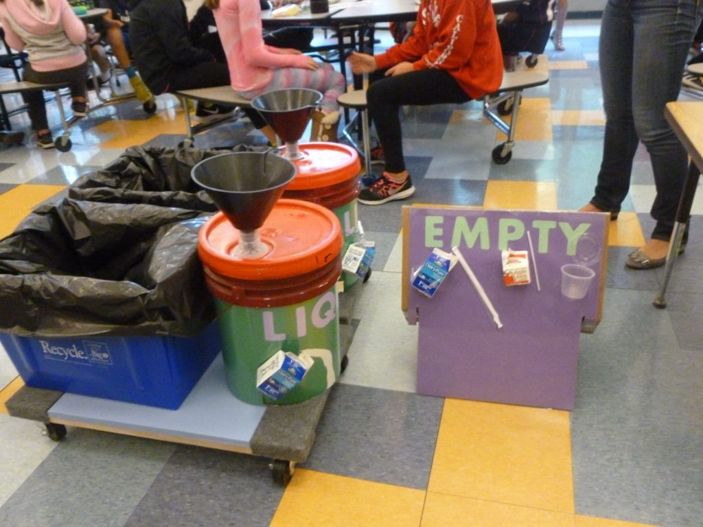 Bates Recycling Program