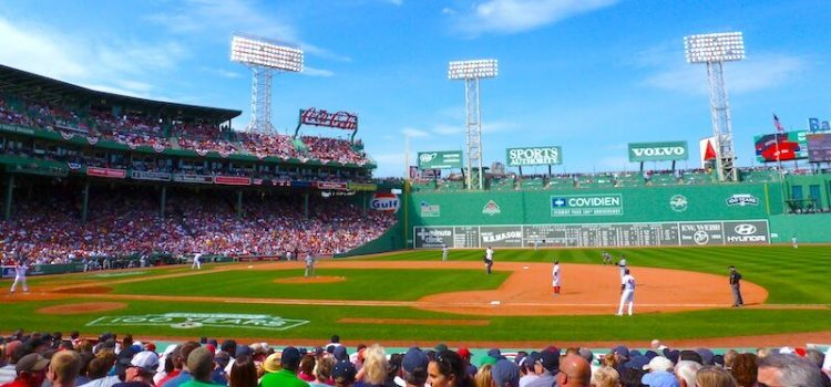 Red Sox Opening Day – Spirit Day at Hunnewell!