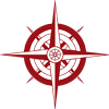 Compass Logo Red