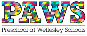 paws rainbow logo