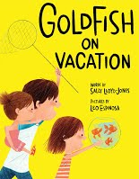 Goldfish on Vacation book cover