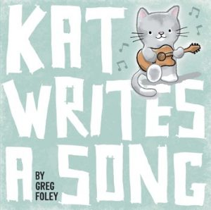 Kat Writes a Song book cover
