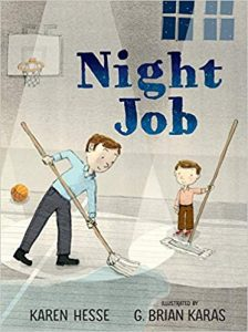 Night Job book cover