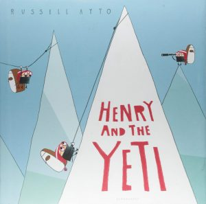 Henry and the Yeti book cover