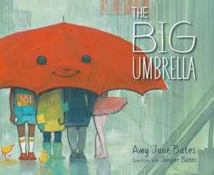 The Big Umbrella book cover