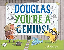 douglas youre a genius