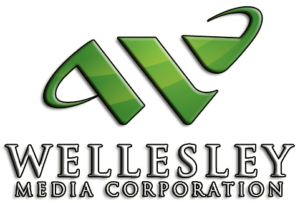 Wellesley Media Corporation logo