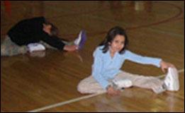 Sprague PE Class Stretching