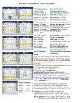 Calendar 2017-18