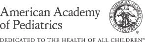 American Academy of Pediatrics, AAP Logo, Dedicated to the Health of All Children