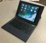 iPad in case