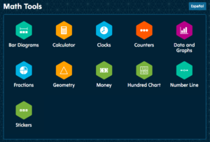 Math Tools Screenshot
