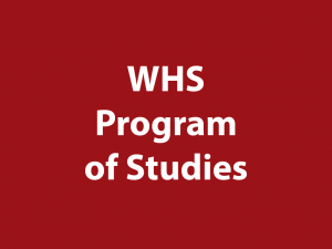 WHS Program of Studies