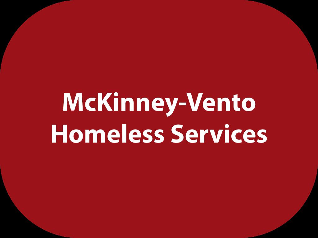 McKinney-Vento (Homeless Services)