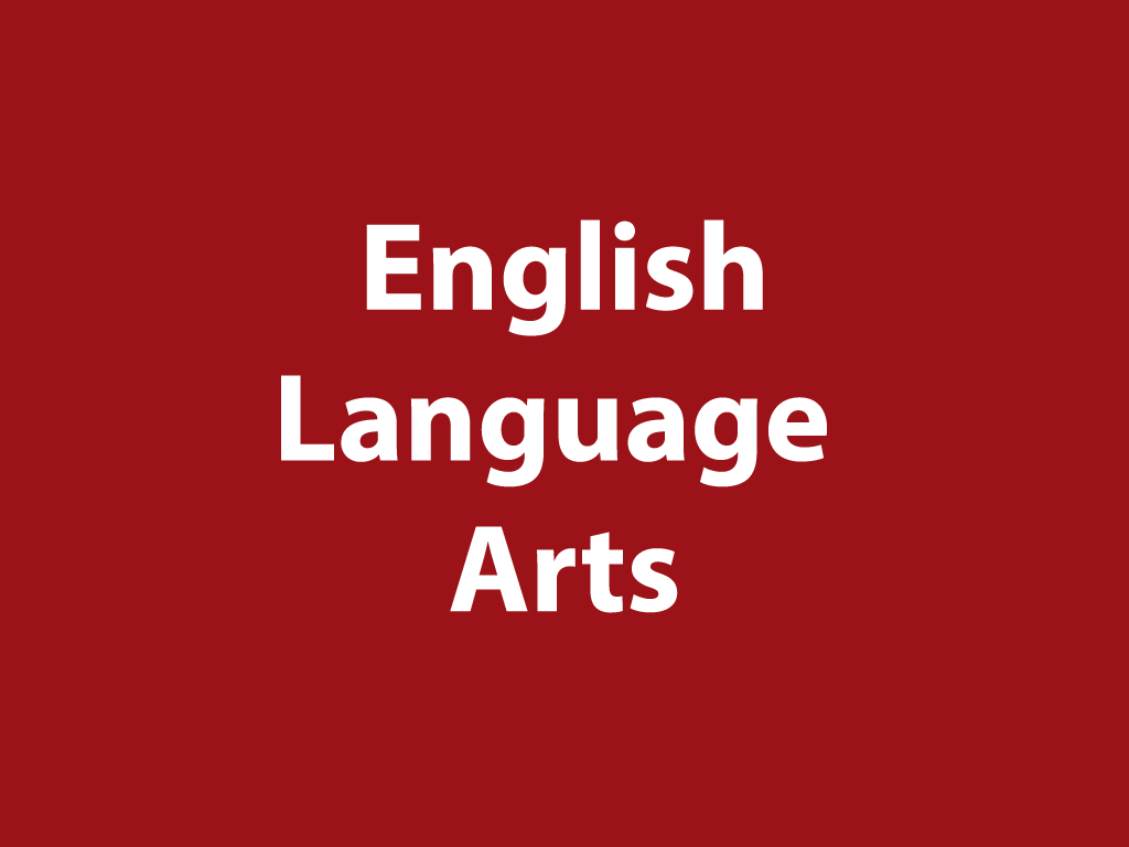 English Language ArtsLanguage Arts
