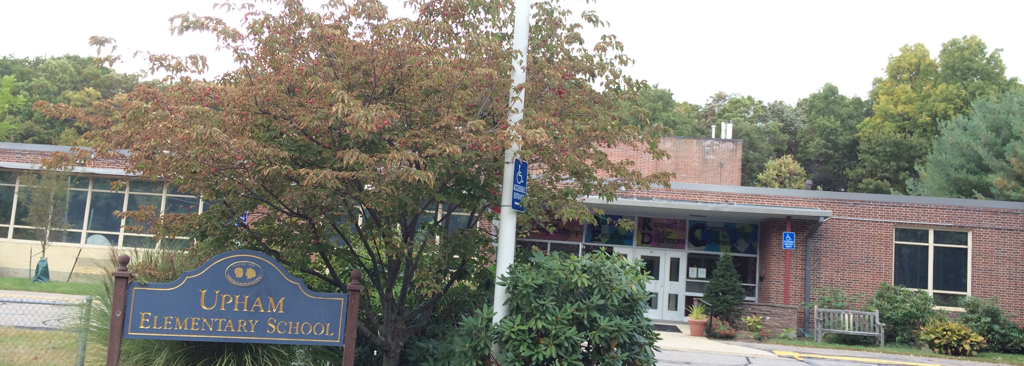 Upham Elementary School