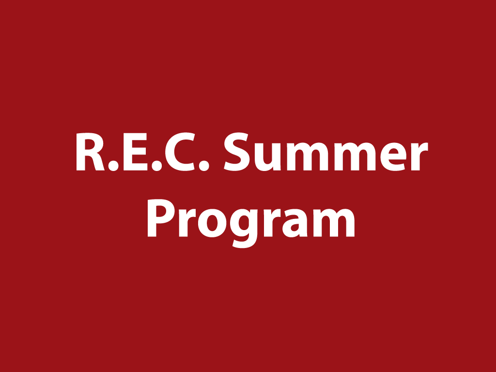 REC Summer Program