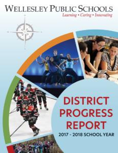 2017-18 WPS Progress Report Cover