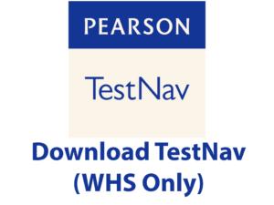 Download TestNav WHS Only