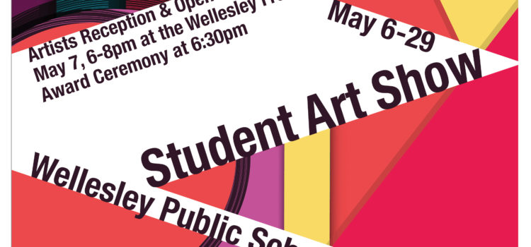 WPS K-12 Student Art Show:  May 6 – 29, 2019
