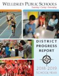 WPS District Progress Report Cover 2018-19